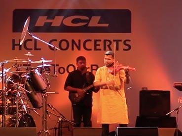 HCL Concerts Mega Festival Noida - Full Performance - Sivamani, Fazal Qureshi & Balabhaskar