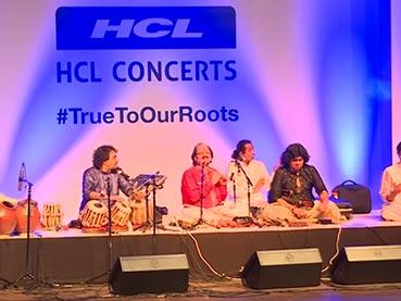HCL Concerts Mega Festival - Performance Highlights - Bickram Ghosh, Ronu Majumdar & U Rajesh