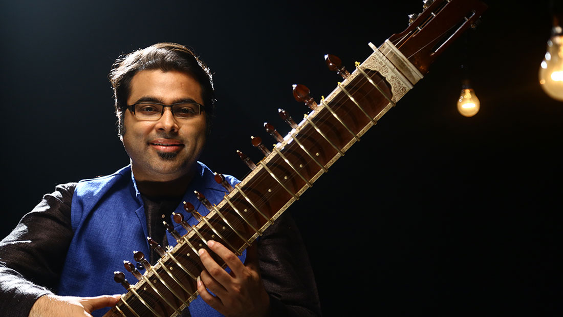 Sitar Maestro Purbayan Chatterjee Live in Lucknow