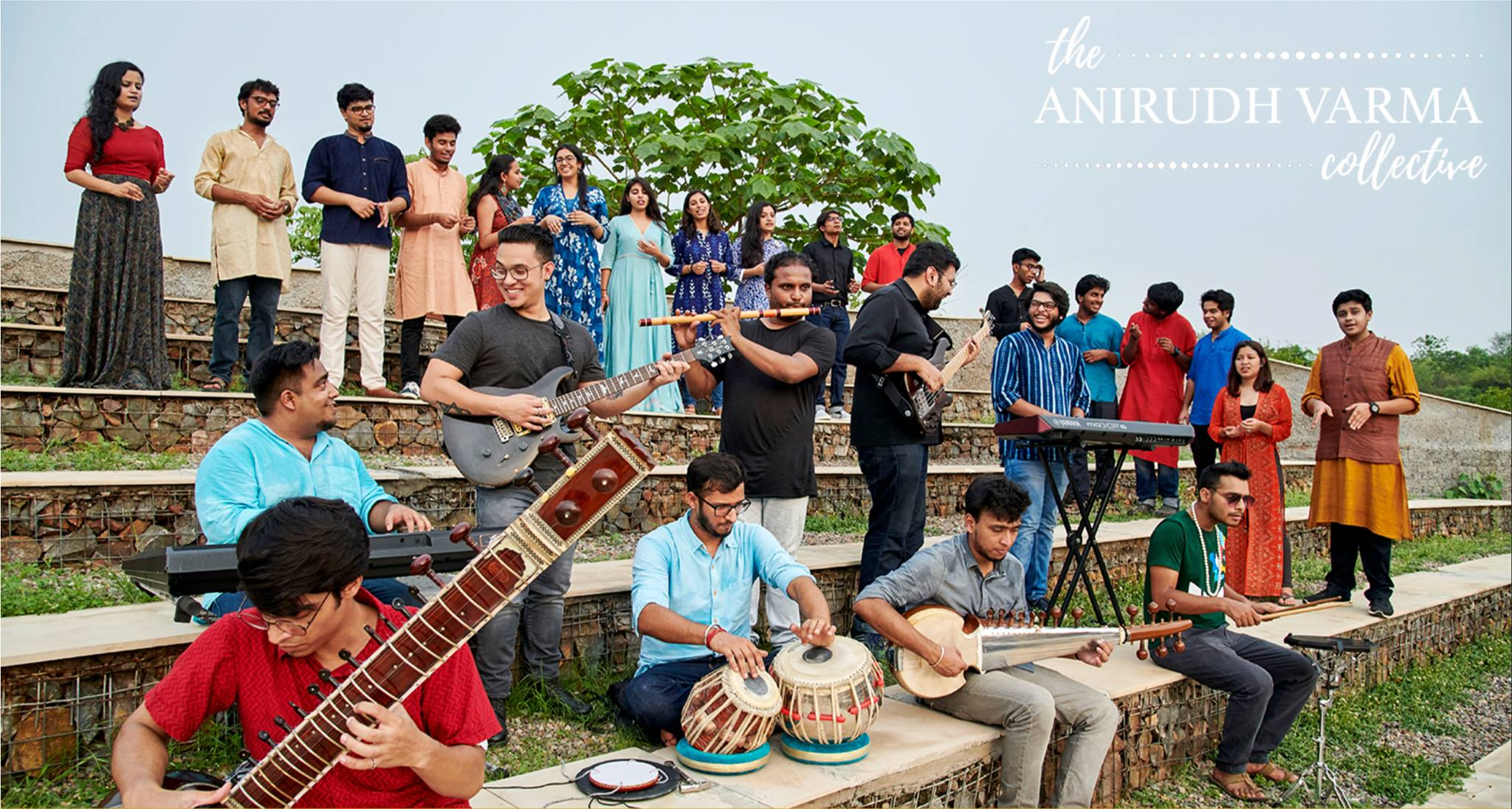 Classical Re-imagined by The Anirudh Varma Collective