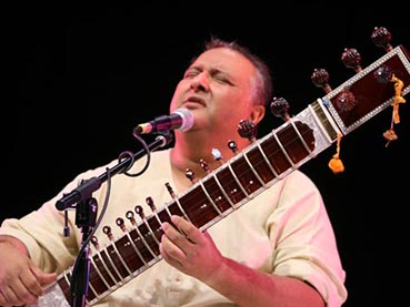 HCL Concerts presents Classical Conversations with Ustad Shujaat Khan