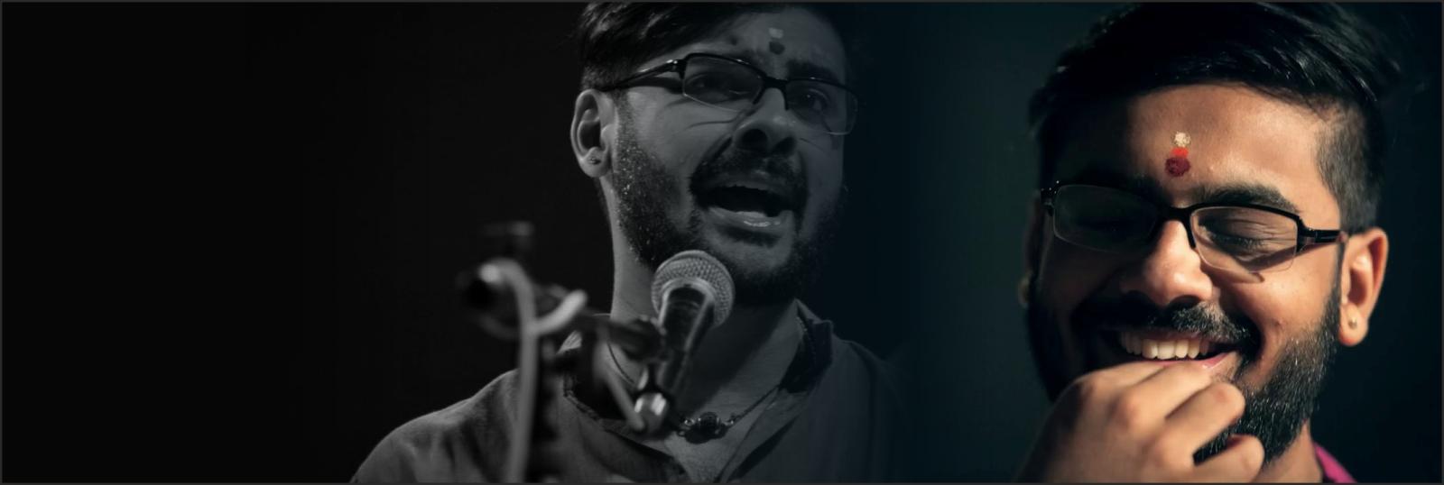 A concert by Shri Ramakrishnan Murthy